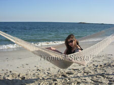 New Cotton Double Mexican Hammocks | Unique Breezy Point® Mayan Hammock Handmade