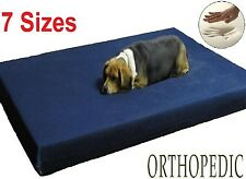 MP Tough Orthopedic Waterproof MEMORY FOAM Pet Bed Small Medium Extra Large Dog