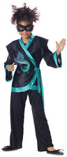 Jewel Dragon Ninja Girls Kung Fu Martial Arts Costume