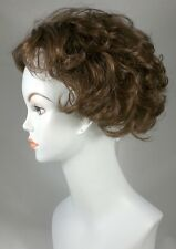 Large Light Brown Pull Through Topper Wiglet HAIRPIECES