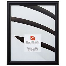 Black Smooth Finish Picture Frames Poster Frames