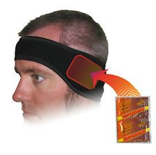 Heated Headband - Made in the USA + 5 FREE WARMERS