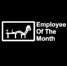 Employee of the Month T-shirt Funny Office Colors S-3XL