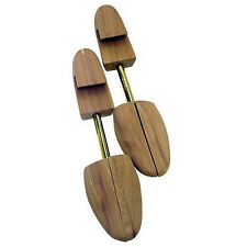 NEW Men's Rochester Red Cedar Wood Shoe Trees 12 PAIRS Shoe Shaper Small-XXXL