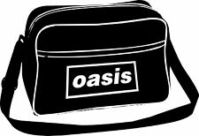 Oasis Retro Shoulder Bag (Indie/Rock/Gallagher)