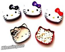NEW CUTE HELLO KITTY COLLECTABLE TIN - BOW SHAPED MINTS