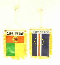 Cape Verde Mini Banner / Cape Verde Flag
