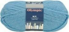 NY Yarns OLYMPIC Worsted Wool Blend Knitting Crocheting Yarn FREE SHIPPING