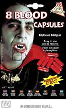 BLOOD CAPSULES - CINEMATOGRAPHIC EFFECT  8 PER PACKET