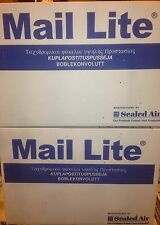 WHITE MAIL LITE / LITE PADDED BAGS / ENVELOPES 'ALL SIZES' A000 B00 C0 D1 E2 F3