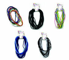 Set of (12) Skinny Elastic Headbands~ U Pick Color Set