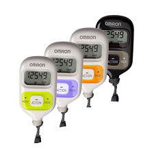 Omron Walking Style Three III 3 Walking Step Calorie Counter Pedometer Exercise