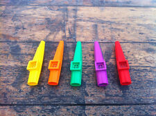 Jim Dunlop Kazoo Red/Purple/Green/Yellow/Orange