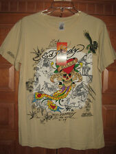 "ED HARDY BOY'S ""LOVE KILLS SLOWLY"" XL SHIRT X-LARGE 14/16 NWT"