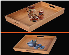Bamboo Serving Trays