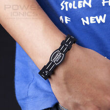 New Smart Power 2000 Ionic Titanium Germanium Wristband Bracelet Balance Energy