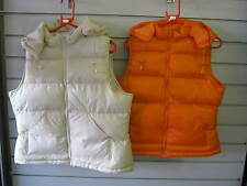 "LADIES ""B & C COLLECTION BODYWARMER (COLOURS- CREAM AND ORANGE)"