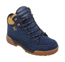 DC ROVER WR Mens Boots $105 (NEW) 7-13 WINTER Snow SHOES Water Resistant NAVY