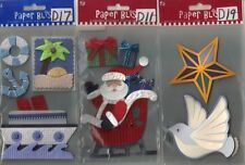 PAPER BLISS STICKERS 3D Choice Christmas Cruise Bride Floral Summer Trees & more