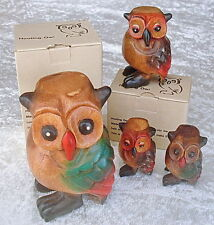 FAIR TRADE HOOTING OWL PERCUSSION SOUND EFFECTS WIND INSTRUMENT