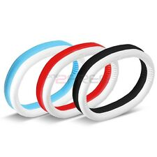 New Power Titanium Ion Silicone Sports Bracelets Wristband Band Energy