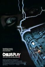CHILDS PLAY 1 01 B-MOVIE REPRODUCTION ART PRINT A4 A3 A2 A1