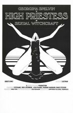 HIGH PRIESTESS OF SEXUAL WITCHCRAFT 2 B-MOVIE REPRO ART PRINT A4 A3 A2 A1