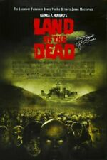 Vintage B Movie Poster Land Of The Dead Print Art A4 A3 A2 A1