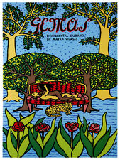 Gemas Cuban Documentary vintage POSTER.Graphic Design.Wall Art Decoration.3364
