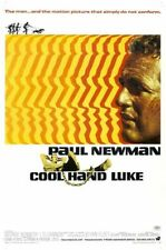 Cool Hand Luke Movie Poster Reproduction Art Print A4 A3 A2 A1