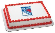 NHL Hockey (Choose Your Team) Edible Cake OR Cupcake Toppers by DecoPac