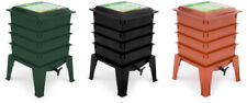 The Worm Factory® 360 - Vermiculture, Worm Composting Bin by Nature's Footprint