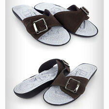 Cantos Women Arch Support Acupuncture Slipper Sandal foot massage Flip Flops New
