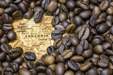 Up to 15 lbs Tanzanian Northern Peaberry Coffee Beans