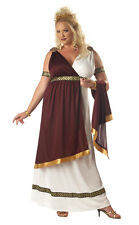 Roman Empress Queen Greek Toga Adult Plus Size Costume