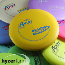 Innova R-PRO AVIAR  *pick your weight & color* disc golf putter Hyzer Farm