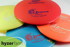 Innova ECHO STAR LEOPARD *pick your weight & color* Hyzer Farm disc golf driver