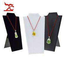 """6X Necklace Easel Stands 8.5"""" Jewelry Display Finding Supply 3 Colors Available"""