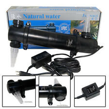 Jebao 36W UV Clarifier Sterilizer 36 Watts For Koi Fish Pond Reef Tank Aquarium