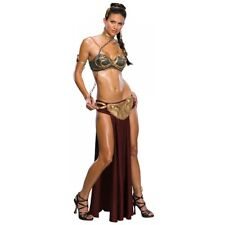Princess Leia Slave Costume Adult Sexy Star Wars Halloween Fancy Dress