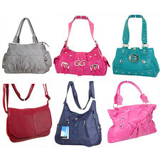 NEW LADIES FASHION TOTE HANDBAG WOMENS SHOULDER BAG HAND BAG DESIGNER SATCHEL