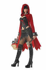 Little Red Riding Hood Adult Rebel Toons Costume