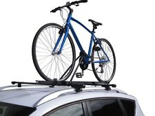 Roof Mounted Cycle Bike Carrier & Roof Rack Rail Bars Jaguar X-Type Estate