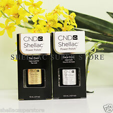 CND Shellac Base(0.42oz) / Top Coat (0.5oz) / LARGE BIG UV Power Polish