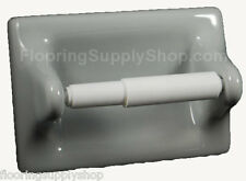 Porcelain Toilet Paper Holder Made in the US