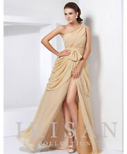 Sexy Princess Prom Evening Dress Wedding Party Bridal Ball Gown Custom Size 6-20