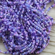 SELECT YOUR MIX - VIBRANT COLORS, 8/0 CZECH SEED BEADS - 6/20""