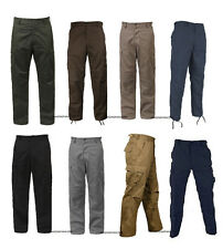 Military BDU Cargo Pants Combat Uniform Army Fatigue Trouser All sizes & lengths