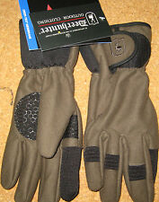 DEERHUNTER Shooting Gloves with DEERTEX and Right Hand Trigger Finger--shooting
