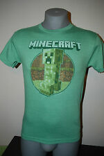 New Minecraft Atari Video Game Retro Game Style Mojang JINX Tee T-shirt Shirt